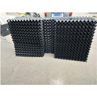 鳝巢黑色塑料巢穴 PVC人工鳝鱼巢 销往全国各地 品牌华庆