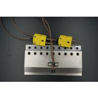 磨削脉冲压头 热压头 点焊头 hotbar头 钛合金热压头2