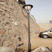 厂家生产:6米100w锂电太阳能路灯【图】、环保太阳能路灯 品质保证