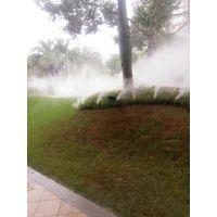 重庆长生古镇4A风景区绿化带雾景冷雾人造雾系统工程