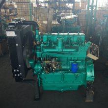 潍坊潍柴ZH4100C ZH4102C船用柴油机风冷水箱55 60马力船用发动机