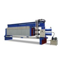 供应安徽双发华德污泥砂石处理环保设备板框厢式800型870型等压滤机