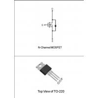 N沟道增强型MOSFET TDM3760