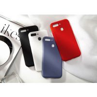 慕碧华为畅享8手机壳液态硅胶女款全包防摔手机套