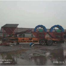 水轮洗砂设备 凯翔 制沙洗砂设备厂家 洗砂设备报价