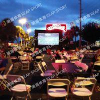 今年新广告品 充气电影屏幕 休闲聚会派对 讲说演唱会