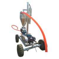 全新气力吸粮机多用途 管道式气力吸粮机安庆