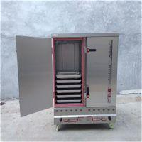 四平不锈钢单门蒸饭柜尺寸 馒头蒸房全套设备定做