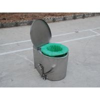 环保厕所不锈钢蹲便器,环保除尘座便器机械生产销售厂家