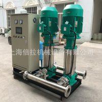 德国威乐多级离心泵MVI3202-1/16/E/3-380-50-2无负压变频恒压供水设备
