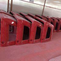 农用拖拉机玻璃钢驾驶室引擎盖