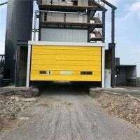长春厂家供应 pvc堆积门 快速感应自动抗风堆积门
