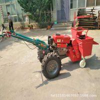 玉米收获型号全 三功能柴油收获机 山西玉米收割机