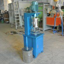 凤岗10公斤色粉打粉机 50公斤高速搅拌机 密封环保无污染