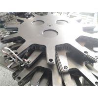 激光切割铁板 包料加工12桶驱动盘 2.0mm冷板切割加工服务中心