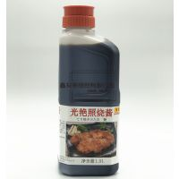 【1.9L*6瓶】食研照烧酱料理烧烤酱无需用酱研制照烧汁日式烧烤汁