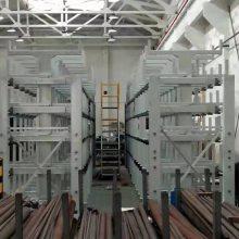 浙江棒料存放架 伸缩式管材货架供应 高质量货架厂家