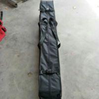 带提包的折叠帐篷、带托轮提包帐篷定制、有滚轮包的广告帐篷制作