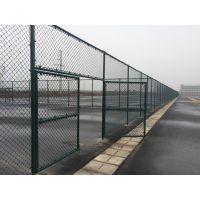 淮北市义安区哪里能买到运动场防护网、喷塑处理价格低廉网球场护栏、篮球场隔离网、
