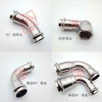国标304薄壁不锈钢给水管卫生级内外抛光不锈钢水管厂家现货直销