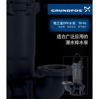 格兰富便携排水泵DPK.V.80.80.37.2.5.0D大流量工程商用潜水泵