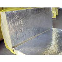 岩棉保温板规格型号 8公分网格布岩棉板