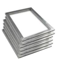 标示标牌丝印铝合金网框 电子元器件丝印精密压铸框(20*30*1.0)