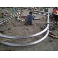 专业承接管链输送机规格防尘 倾斜管链输送机甘肃