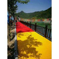 湖北武汉c25高承载彩色透水混凝土