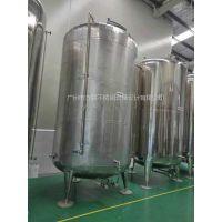 《广州方联》加工定制优先不锈钢鲜奶保温储罐/304/不锈钢储存容器