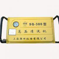 神球380型家用电动自吸式高压清洗机/洗车泵/刷车器洗车全铜线