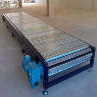 废纸打包输送机耐高温 链板输送机出售