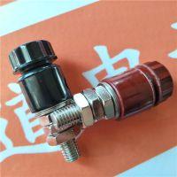 大电流接线端子10mm变压器调压器接线端子穿孔接线柱接线夹JS-633
