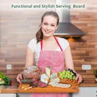 菜板楠竹抗菌防霉实木家用厨房切菜板案板面板水果板加厚大号砧板