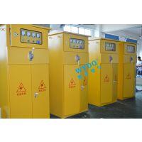 临时用电630A二级配电箱 户外二级配电箱 黄色箱体