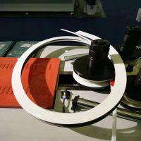断桥铝门型材弯弧机 铝合金型材滚弯机 C型H型钢弯曲机 自动弯圆机