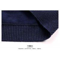 微折购-正品太子龍时尚爸爸款半拉链加绒加厚打底衫18121977A