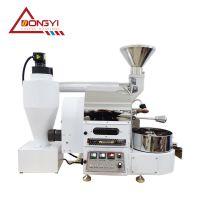 自己烘焙咖啡豆选哪种机器好 咖啡店官网主推烘焙机 咖啡品牌及生产设备 南阳东亿