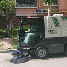 山东福航吸扫一体式道路清扫车