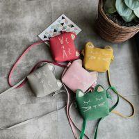 儿童装饰儿童卡通小猫咪造型小包包小公主可爱斜跨包包迷你斜挎包