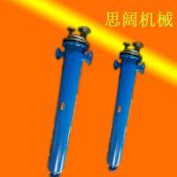 可拆卸食品饮料杀菌换热器 耐腐蚀U型管换热器