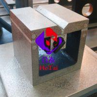 工作台平台平板检测T型槽钢件铸铁方箱弯板靠板垫箱平直角尺方尺