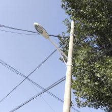 制作5米40W太阳能锂电路灯 太阳能led路灯 欢迎选购