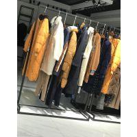 品牌折扣女装加盟店洛米唯娅18冬装直播尾货进货渠道