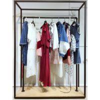 昊奇慕妮雅女装品牌折扣店衣服便宜多少品牌折扣店加盟女装宫廷化纤职业