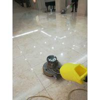 日照桓翔保洁服务公司-日照石材翻新结晶需要注意什么