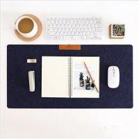 厂家直销时尚毛毡电脑桌垫 笔记本平板电脑桌垫鼠标垫 可按需定制