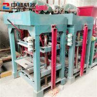 全自动粉煤灰液压免烧砖机 免托板砖机 实心压砖机 机械手搬运