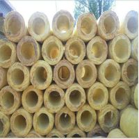 焦作市 长丝超轻硅酸铝管一平米价格玻璃棉管出厂销售