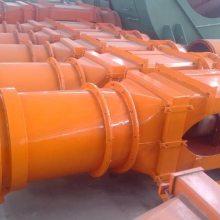 大雁塔矿用KCS230D湿式除尘风机参数是什么